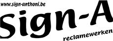 Reclamewerken Sign-A